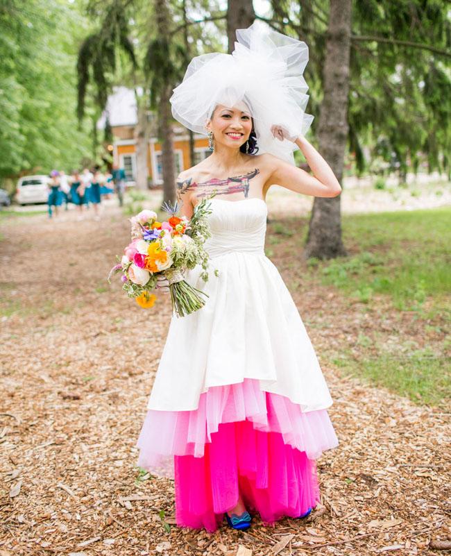 Выбирая свадебное платье важно знать что было модно. 5 лучших свадебных платьев 2013 года.