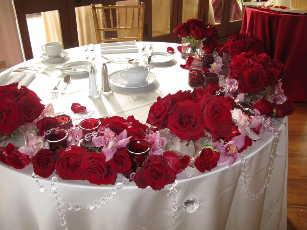 tsvdekor2-1024x768 Цветочные фантазии - Свадебный декор - украшение торжества с учетом сезона