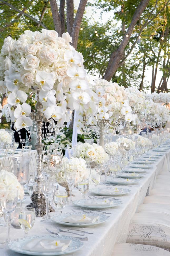 tsvdekor6 Цветочные фантазии - Свадебный декор - украшение торжества с учетом сезона