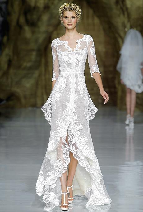 Как выбрать свадебное платье по типу фигуры Часть 2 5