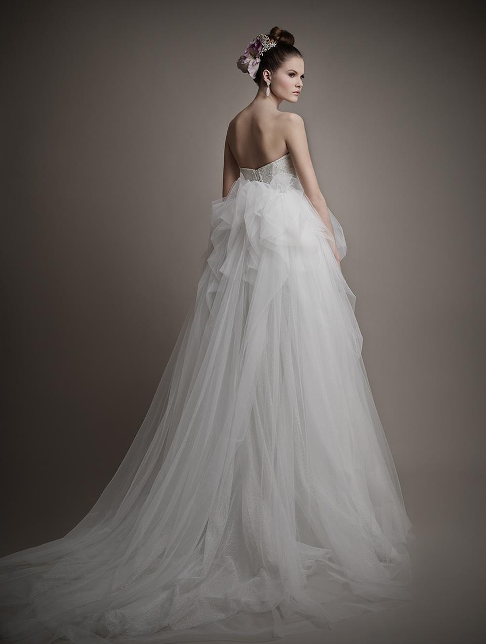 Коллекция свадебных платьев 2015 года от Ersa Atelier14-1