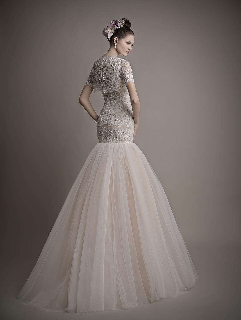 Коллекция свадебных платьев 2015 года от Ersa Atelier20-1
