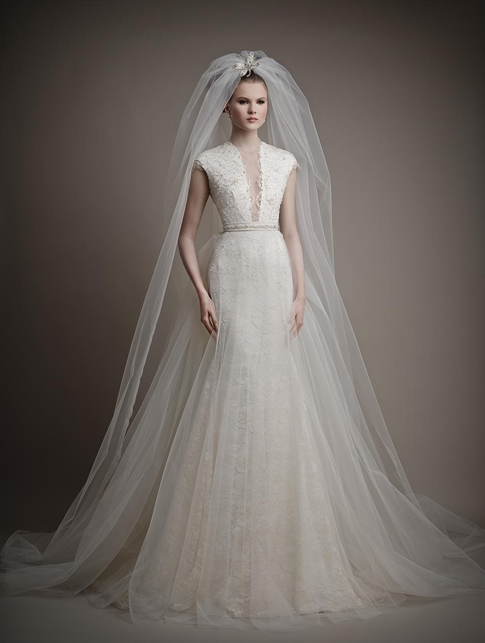 Коллекция свадебных платьев 2015 года от Ersa Atelier6