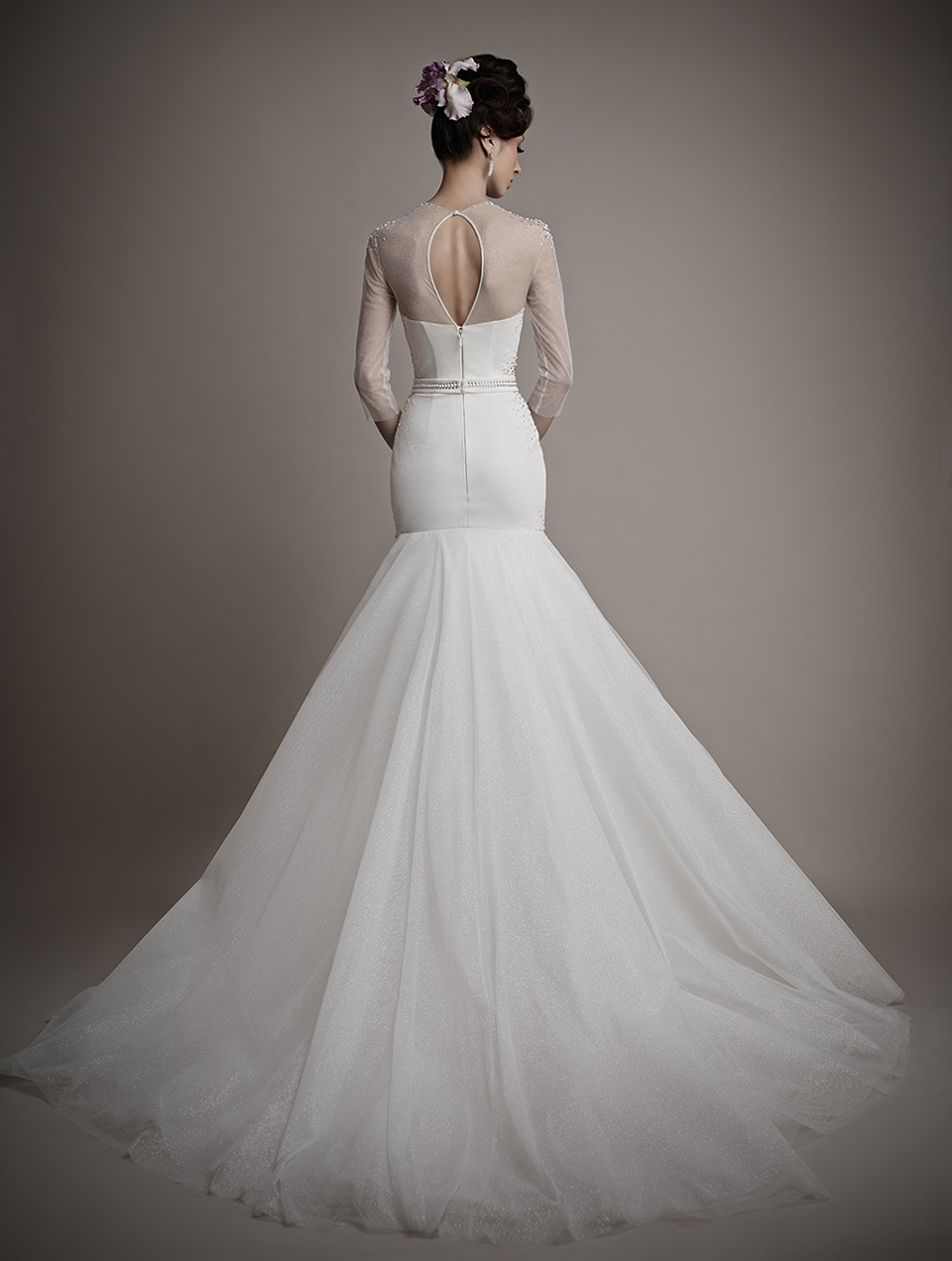 Коллекция свадебных платьев 2015 года от Ersa Atelier7-1