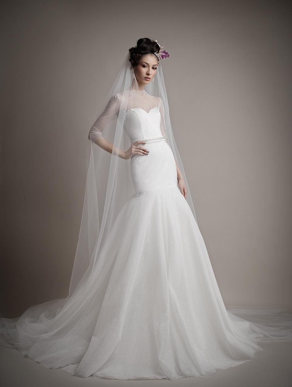 Коллекция свадебных платьев 2015 года от Ersa Atelier7