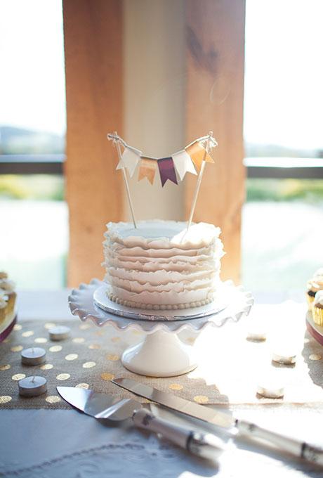 Odnourovnevye-svadebnye-torty6 Одноуровневые свадебные торты