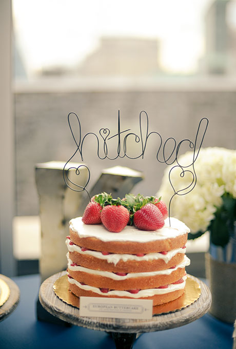 Odnourovnevye-svadebnye-torty8 Одноуровневые свадебные торты