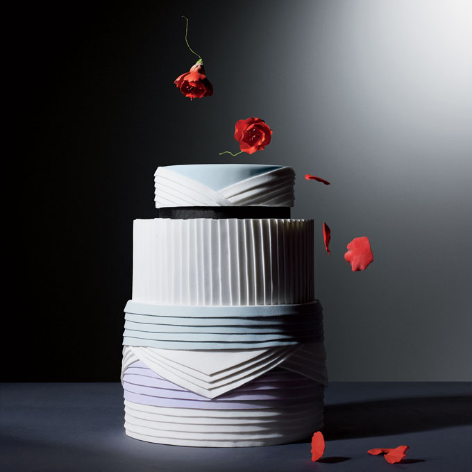 Свадебные торты похожие на свадебные платья