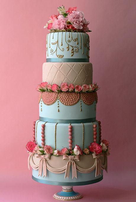 YArkie-svadebnye-torty3 Яркие свадебные торты