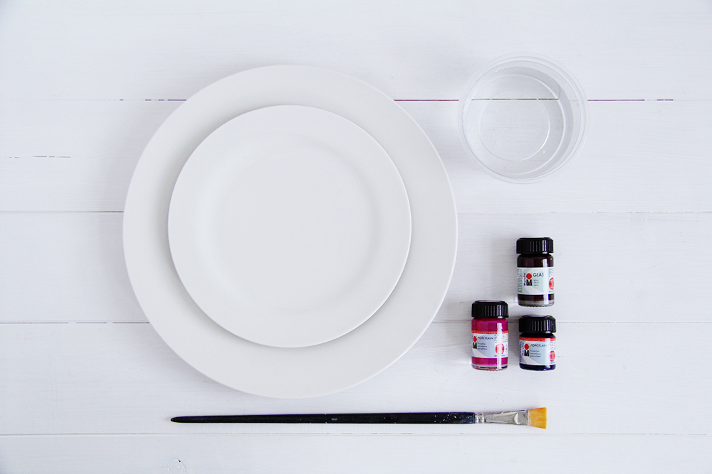 raspisnye-tarelki1 Свадебный мастер-класс: расписные тарелки