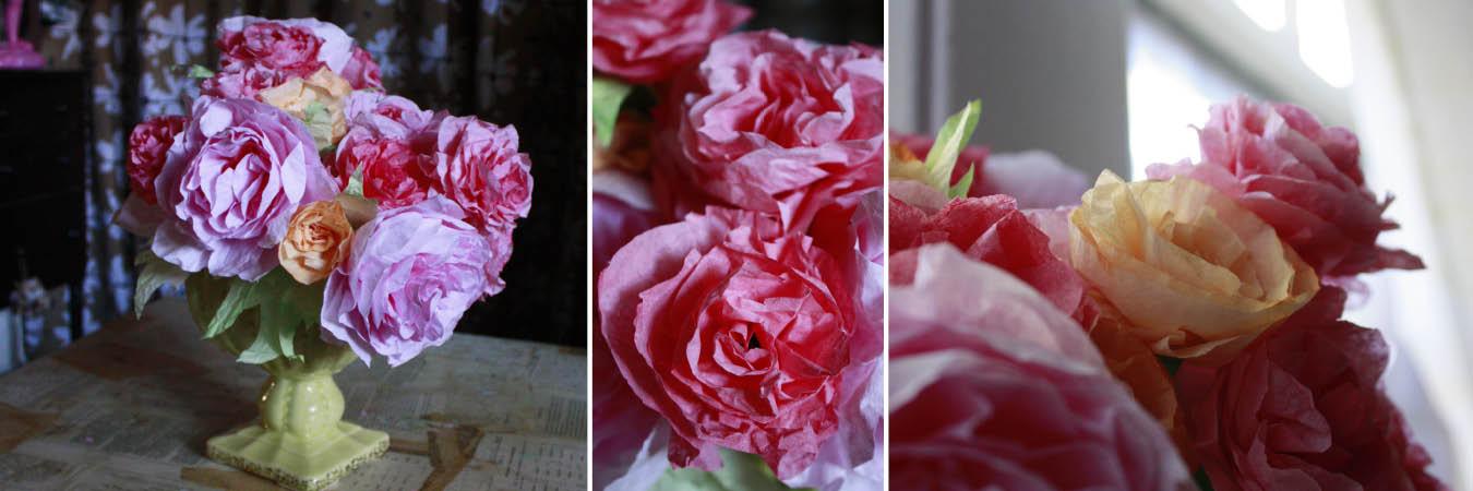 rozy-iz-filtrov-dlya-kofe2 Свадебный мастер-класс: розы из фильтров для кофе