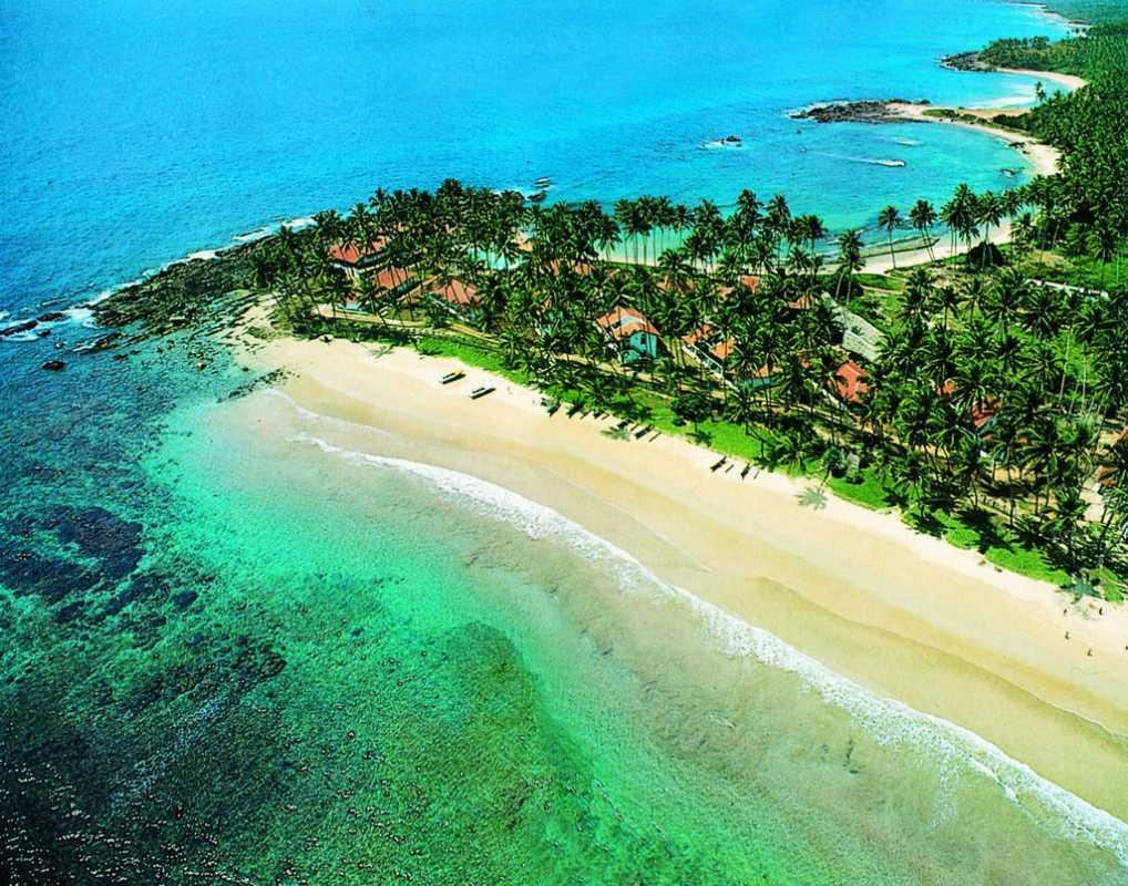 Свадебное путешествие на Шри-Ланку