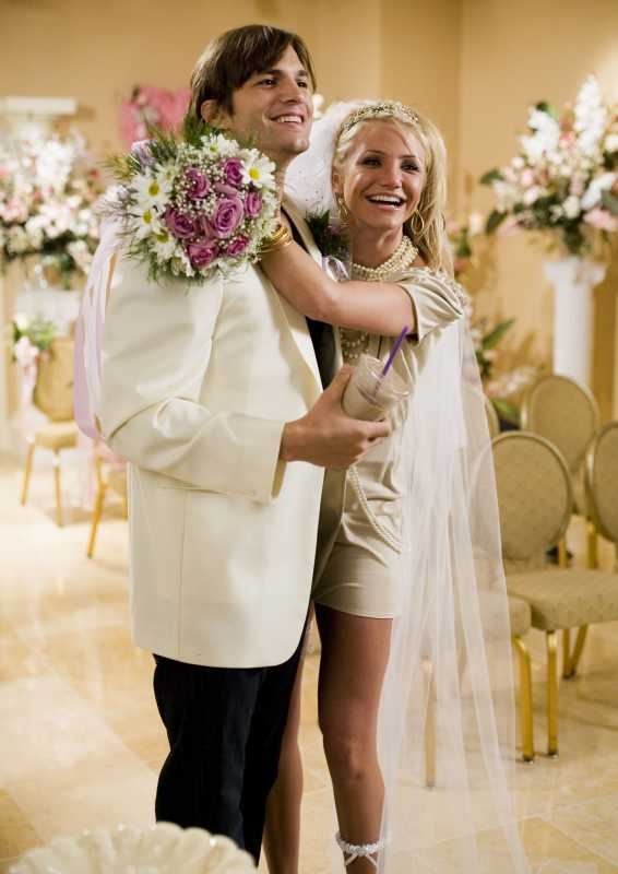 6-vegas Свадебные букеты известных невест, часть 2