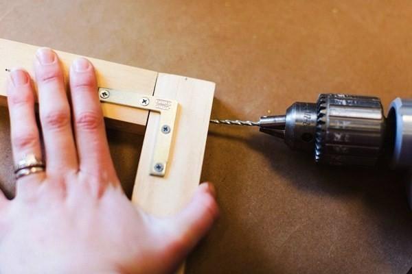 123 Мастер-класс: эффектная расписная ширма собственными руками