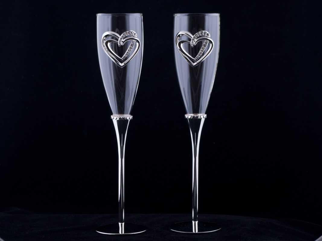 Ukrashenie-bokalov-na-svadbu-svoimi-rukami-3 Украшение бокалов на свадьбу своими руками