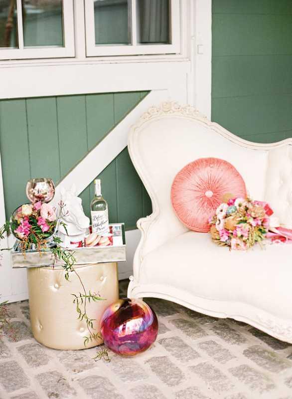svadba-v-stile-valentina-3 Нежное сочетание стиля рустик и розового цвета на свадьбе в День Святого Валентина