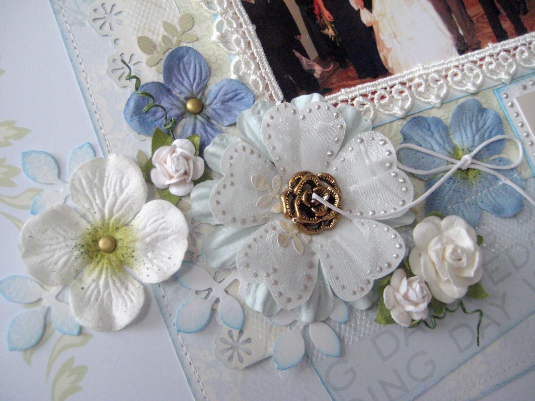 oformlenie-svadebnogo-alboma-4 Оформление свадебных фотографий в альбом подручными средствами после торжества