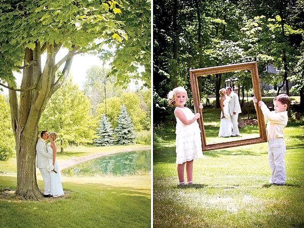 svadba-sladkij-rustik-8 Рустиковая свадьба, как разнообразить торжество желтым цветом?