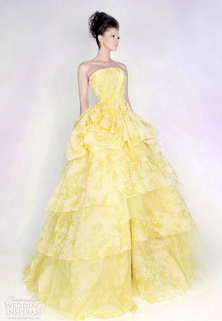 98-svadebnie-platya-s-cvetochnym-printom Свадебные платья с цветочным принтом, очаровательный и модный тренд в свадебной моде