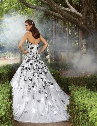 cvet-dress-svadebnie-platya-s-cvetochnym-printom Свадебные платья с цветочным принтом, очаровательный и модный тренд в свадебной моде
