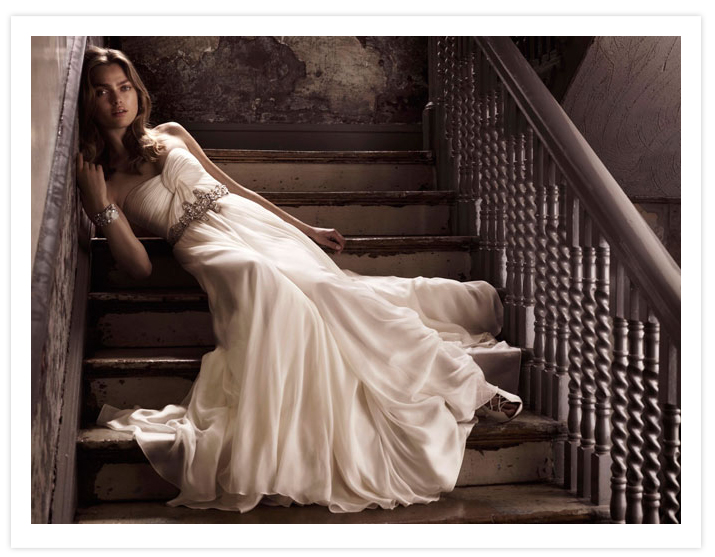JennyPackham-34 Коллекция свадебных платьев от Jenny Packham для невесты и ее подружек
