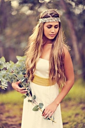 3 Завиток к завитку - свадебная прическа для длинных волос