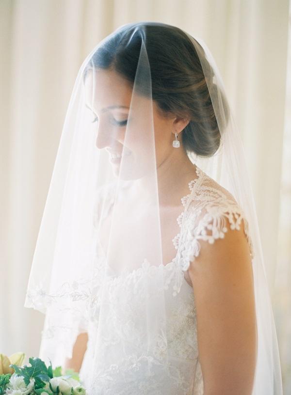 Красота со смыслом, интересно о фате для невесты, Свадебная фата: история и современность