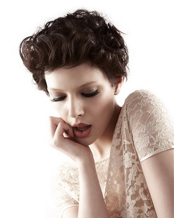 prich4 Сладкие мечты, или свадебные прически для коротких волос