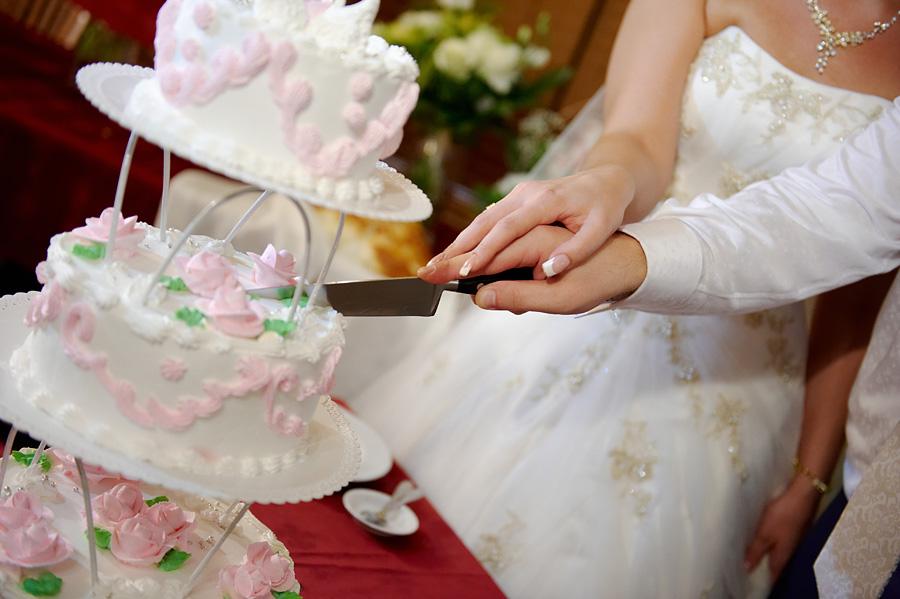 Аукцион к торту на свадьбу
