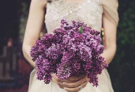 Свадьба в лиловом, Простая идея как сделать вашу свадьбу стильной без сложностей