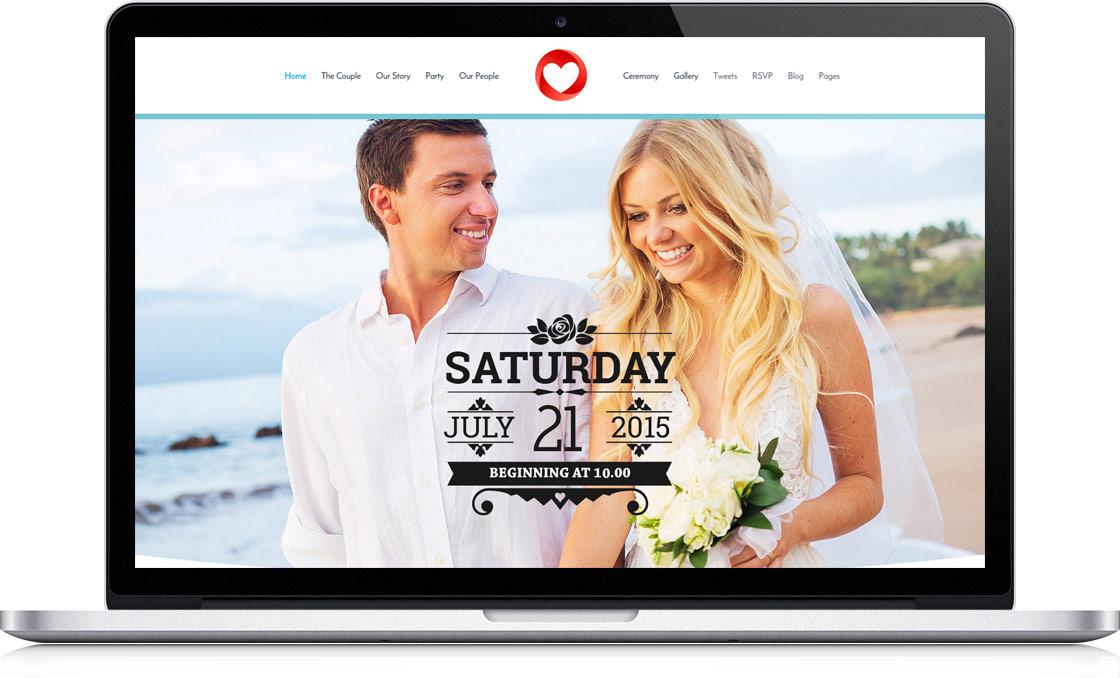 variant-dizajna-svadebnogo-sajta-Violetta Создать свой свадебный сайт и пригласить друзей