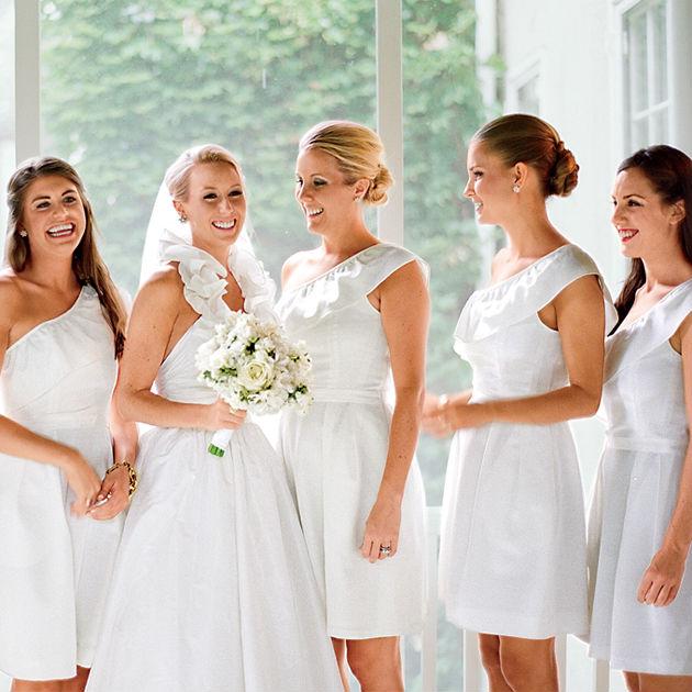 Почему нельзя на свадьбу одевать белое платье