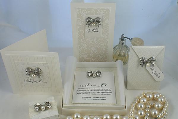 Пригласительные на жемчужную свадьбу своими руками