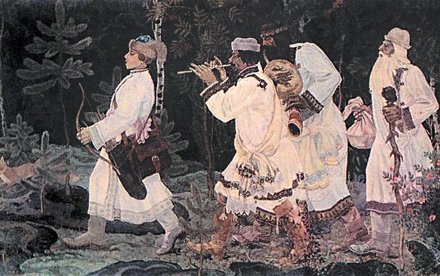 Сватовство-один из главных обрядов, которые предшествуют свадьбе