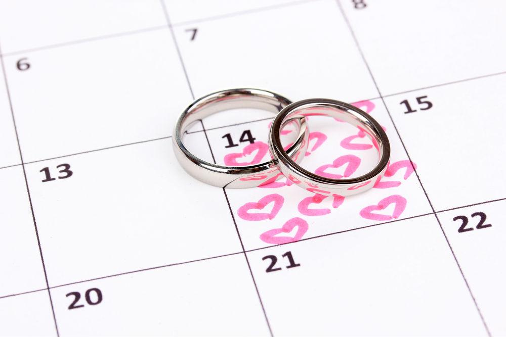 Как правильно выбрать дату свадьбы: несколько простых советов