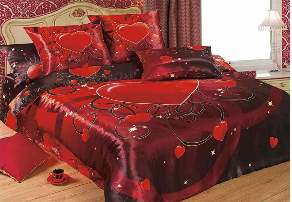 Как правильно выбрать постельное белье для первой брачной ночи