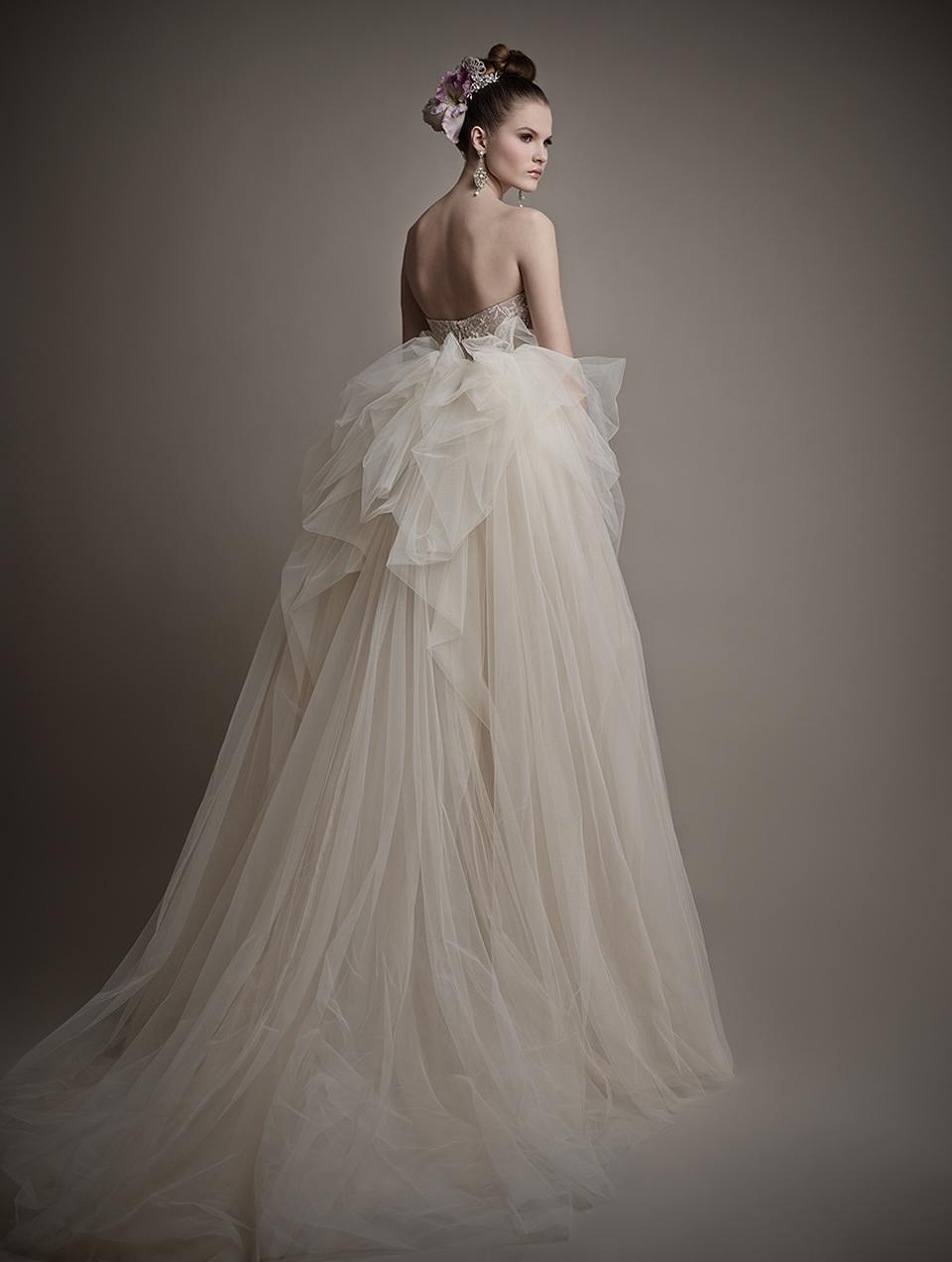 Коллекция свадебных платьев 2015 года от Ersa Atelier1-1