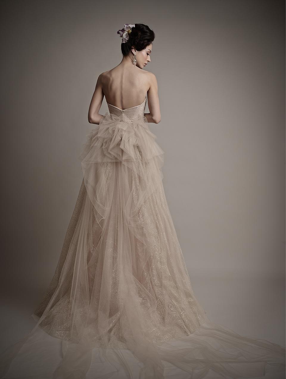 Коллекция свадебных платьев 2015 года от Ersa Atelier15-1