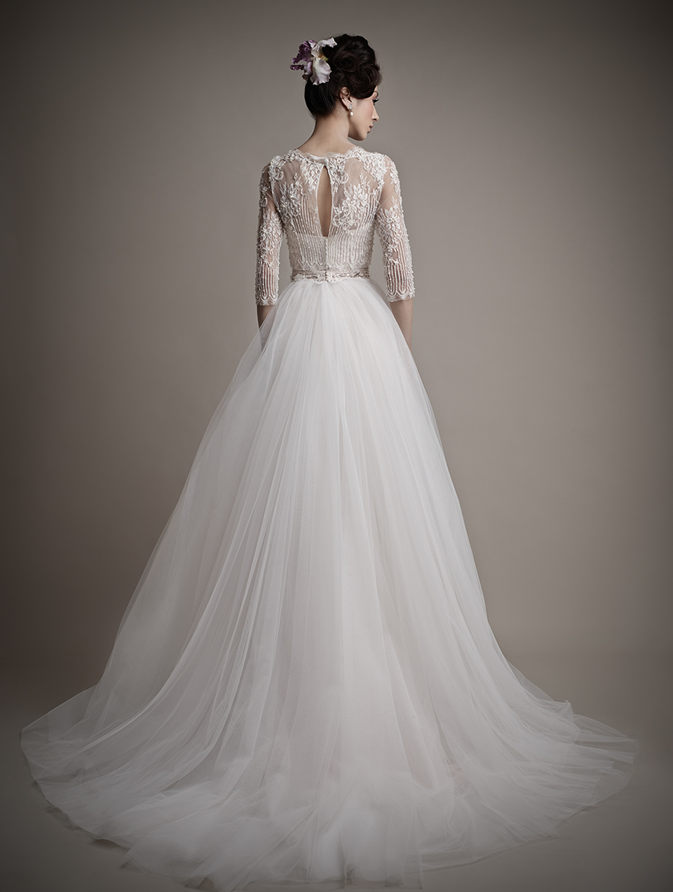 Коллекция свадебных платьев 2015 года от Ersa Atelier16-1