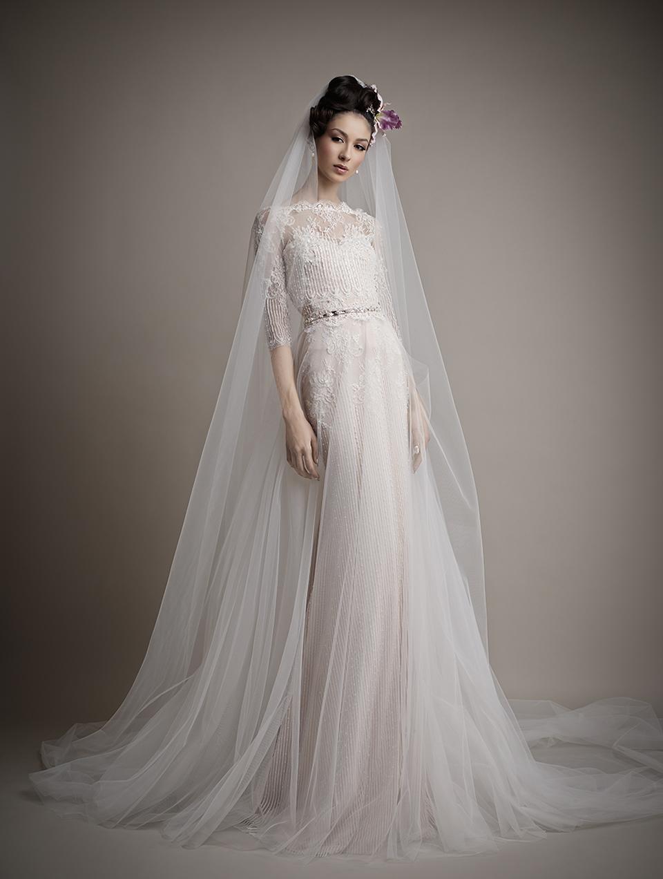 Коллекция свадебных платьев 2015 года от Ersa Atelier16
