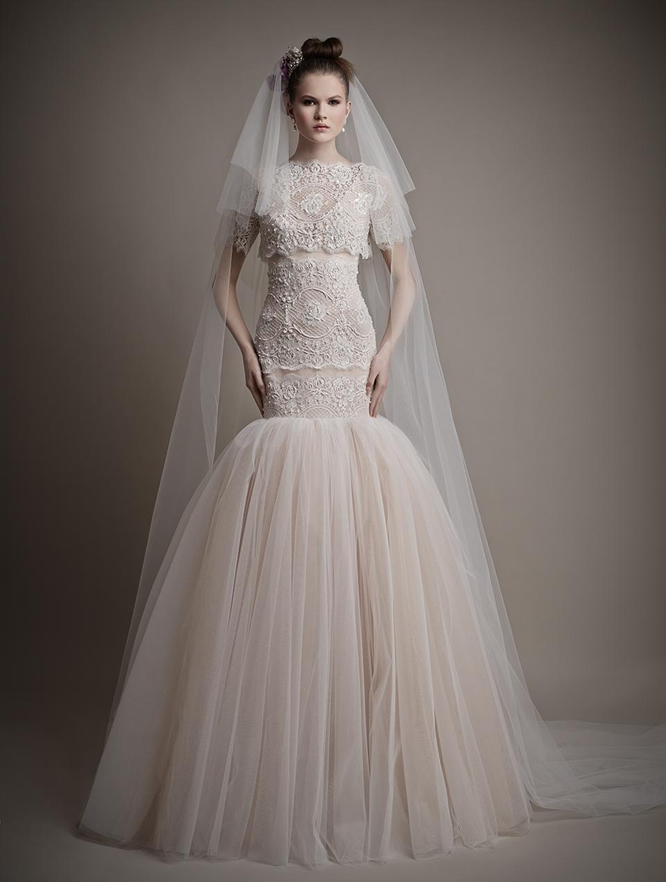 Коллекция свадебных платьев 2015 года от Ersa Atelier20
