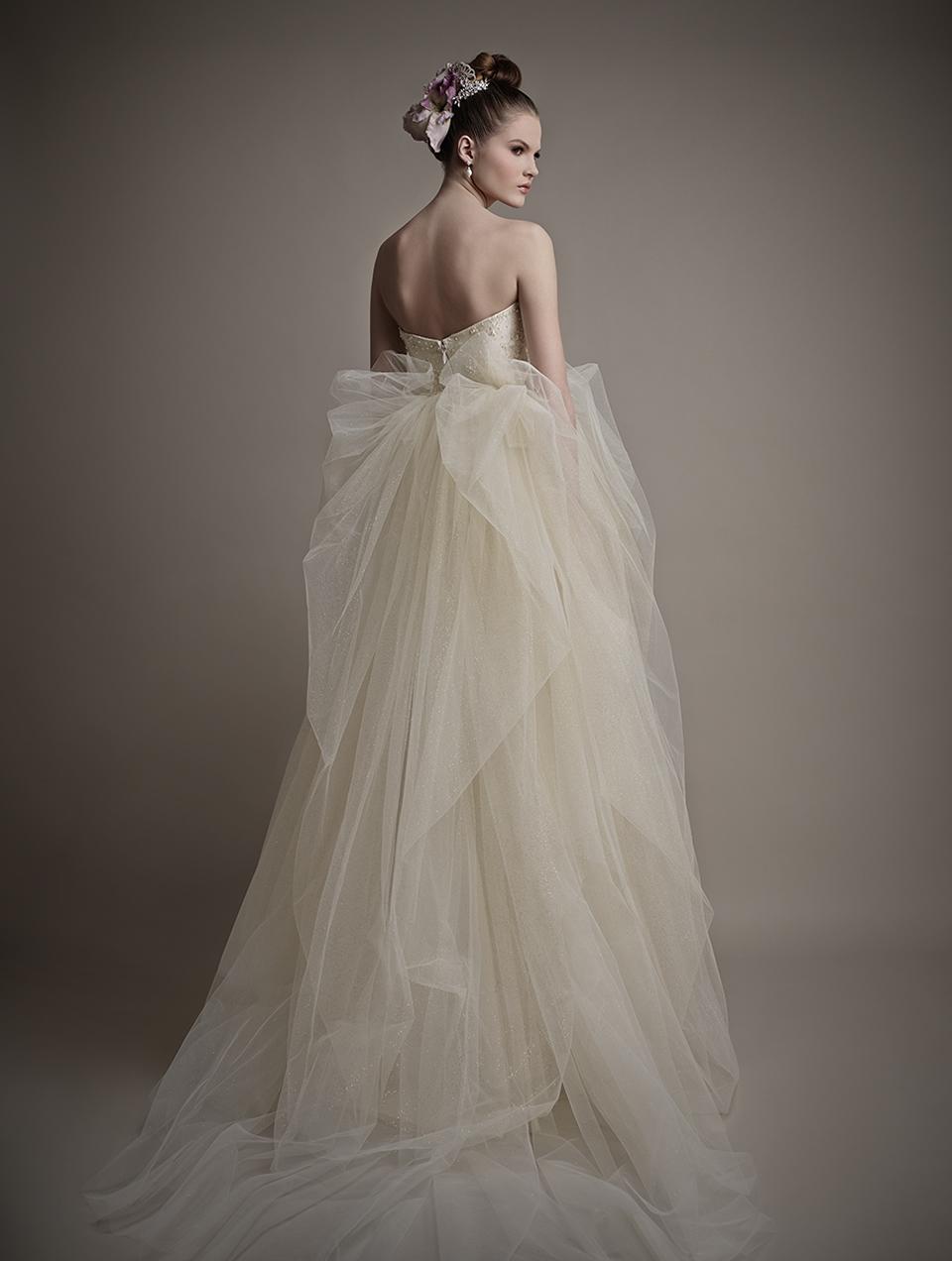Коллекция свадебных платьев 2015 года от Ersa Atelier3-1
