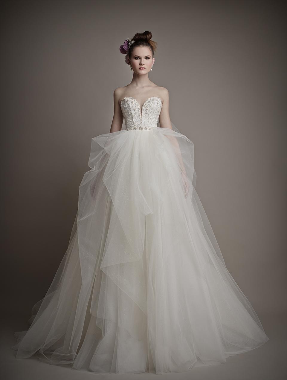 Коллекция свадебных платьев 2015 года от Ersa Atelier5
