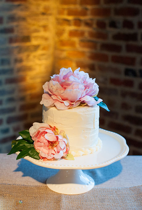Odnourovnevye-svadebnye-torty10 Одноуровневые свадебные торты