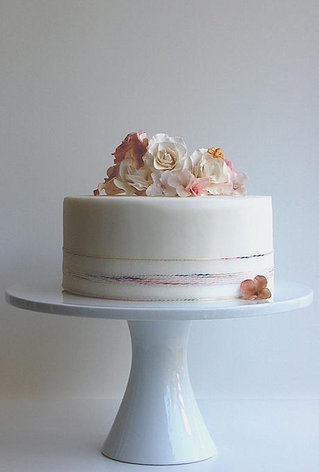 Odnourovnevye-svadebnye-torty3 Одноуровневые свадебные торты
