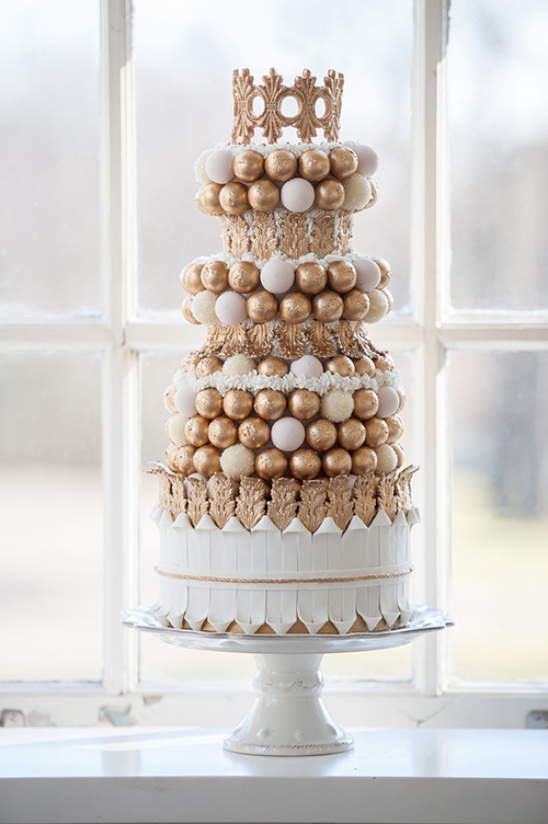 Svadebnye-torty-s-koronami3 Свадебные торты с коронами