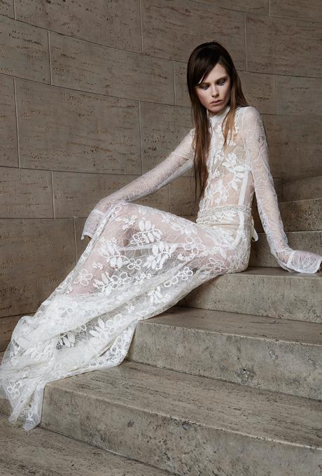 Trendy-2015-goda-dlinnye-rukava9 Тренды свадебных платьев 2015 года: длинные рукава