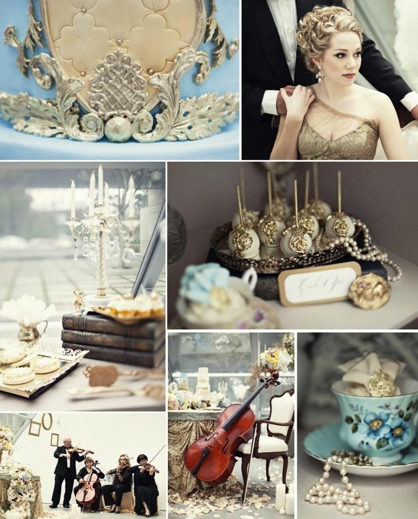 """1105-824x1024 Аристократичная свадьба в стиле фильма """"Мария Антуанетта"""""""