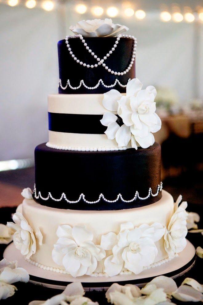 13185.660x991.1404303684 Свадьба в черно-белом цвете: просто и со вкусом