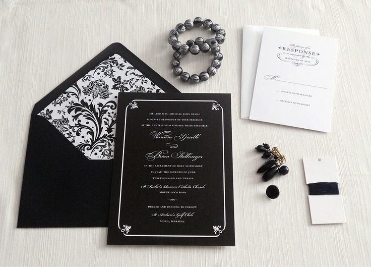13187.736x529.1404303942 Свадьба в черно-белом цвете: просто и со вкусом